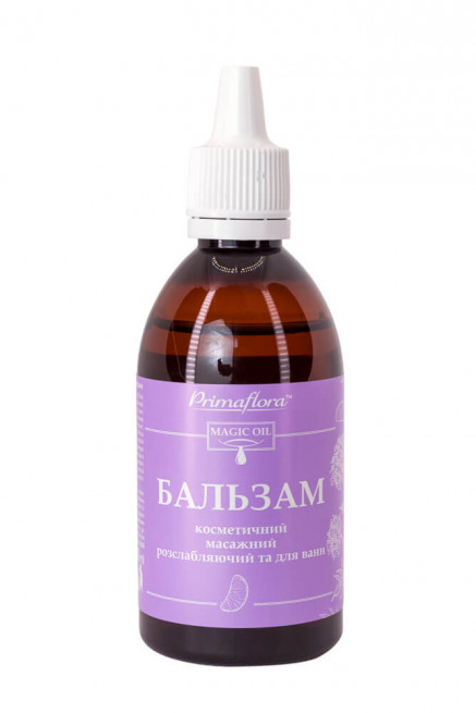 Бальзам массажный расслабляющий для ванн