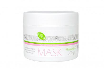Крем-маска для волос с омега-кислотами