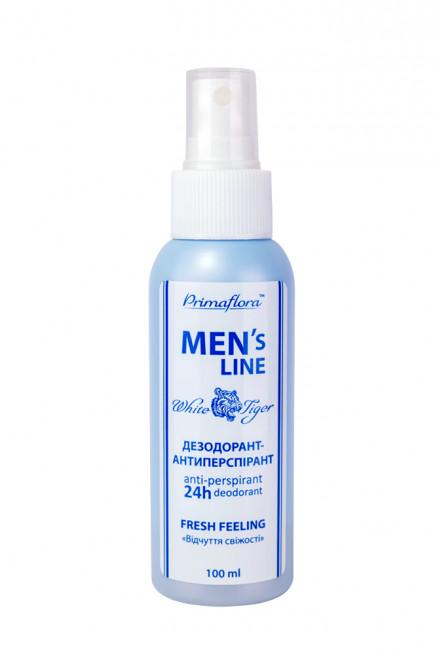 Дезодорант антиперспирант для мужчин